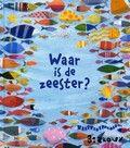 Waar is de zeester? - In de zee vol kleurrijke vissen woont een walvis met een zeester, clownsvis en een kwal. Maar er zwerft steeds meer afval rond en er is steeds minder plek voor de vissen.