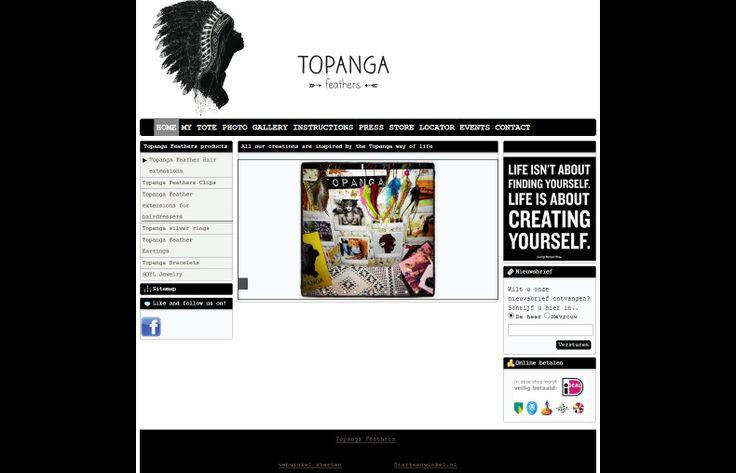 www.topangafeathers.com