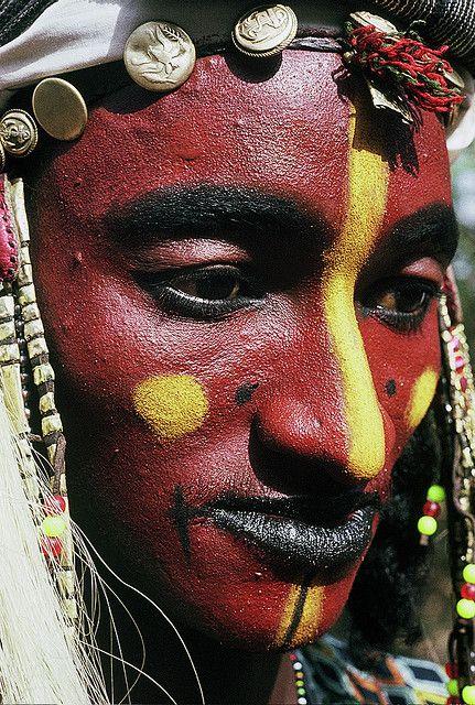 Niger. Peul Mbororo by courregesg, via Flickr