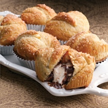 This See's Candies Scotchmallow Rolls recipe will have dinner guests coming back for seconds.