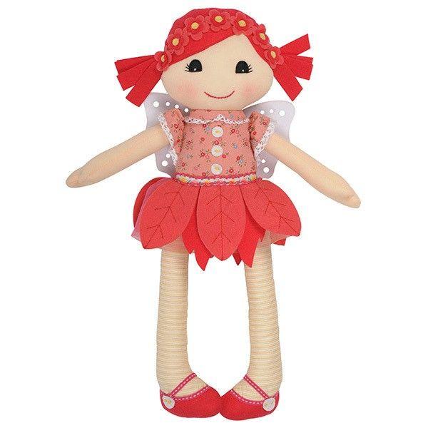 Tiger Tribe - Storytime Rag Doll Scarlett Fairy
