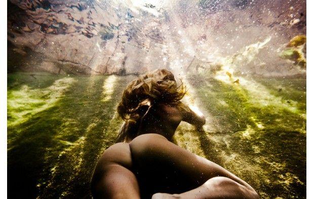 Avant Sex | » Neil Craver: La Belleza del Cuerpo en las Aguas del Subconsciente