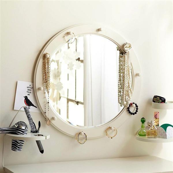 Indian vanity case: dressing room & storage ideas   mirror/jewelry ...