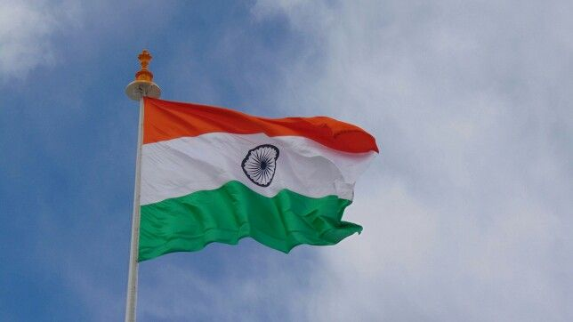 indian flag day