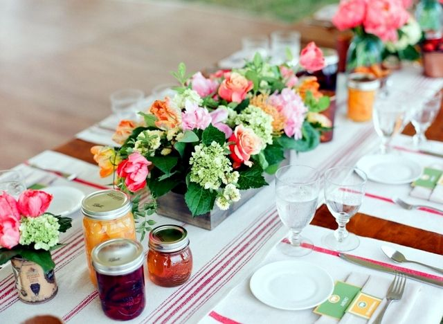 Spring Table Decorations Ideas | Spring Decorations On The Table   33 Ideas  For Fun Floral