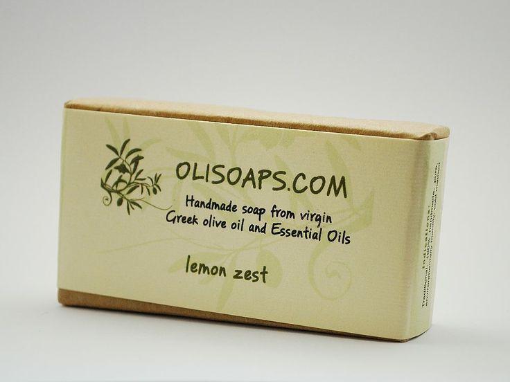 Lemon zests !!  www.olisoaps-com.webnode.gr