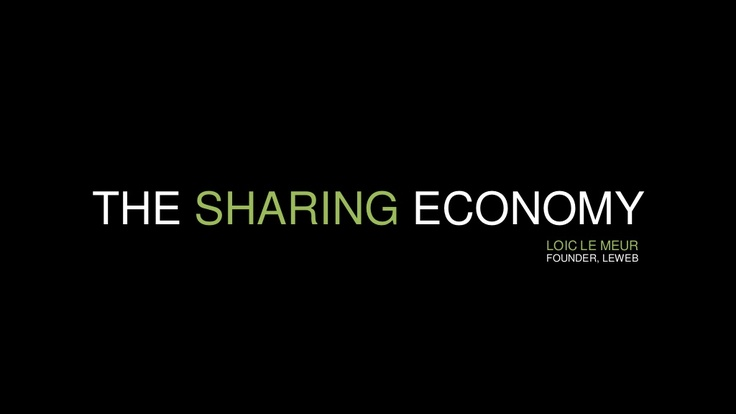 food for thought The Sharing Economy by @Loi Chambers #slideshare http://fr.slideshare.net/loiclemeur/sharing-economyforslideshare-20131145 #innovation #sharingmarketing