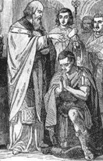 Saint Sylvestre (280-335).