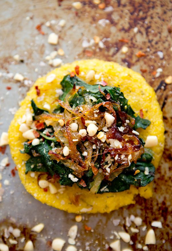 1000+ images about Polenta on Pinterest | Polenta pizza, Polenta cakes ...