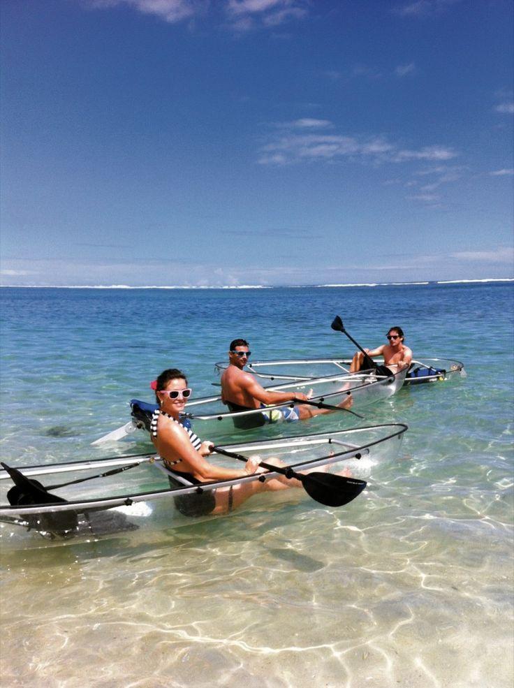 Kayak San Andres Islas