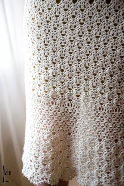 Изумительные платья от рукодельницы Lelu