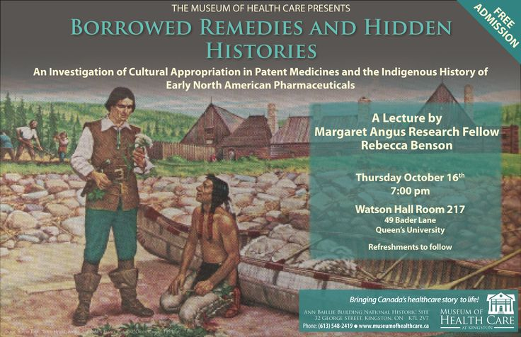 """""""Hidden Histories and Borrowed Remedies"""" lecture"""