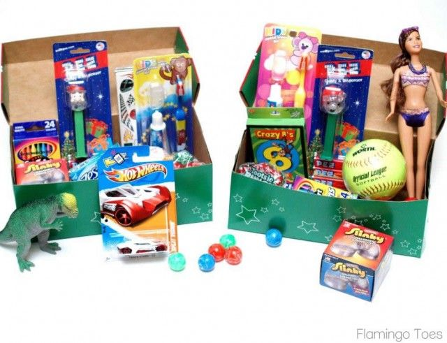 78 best operation christmas child box ideas images on Pinterest ...