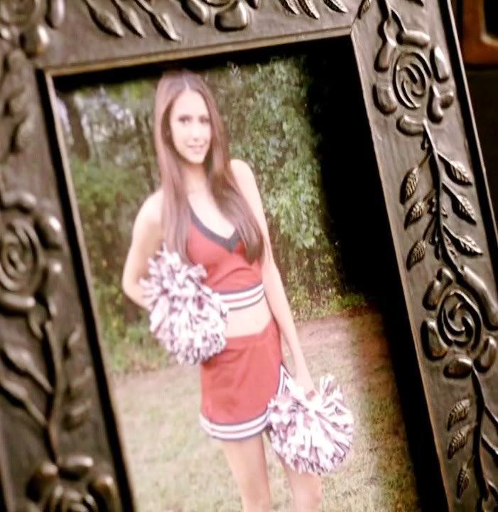 elena gilbert cheerleader gif - Google Search