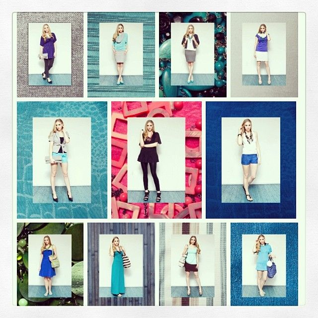 NEW! OceanAvenue.ca Spring 2014 Collection! Browse online, purchase in person at the @Madelyn Retana by Hand April 12!