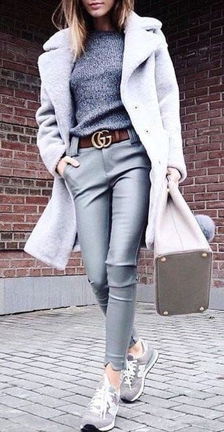 5fd375d73a 45 Flawless Winter Outfits To Copy This Moment / 04 #Winter #Outfits ...