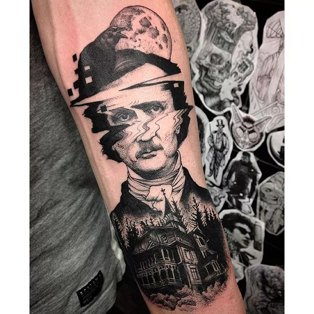 163 Best Images About 391 6 Ink It Up On Pinterest: Best 25+ Poe Tattoo Ideas On Pinterest
