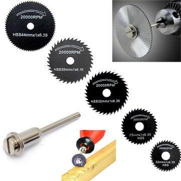 dado blade lowes. drillpro sw-b2 6pcs hss circular saw blades set titanium coated for dremel rotary tools dado blade lowes