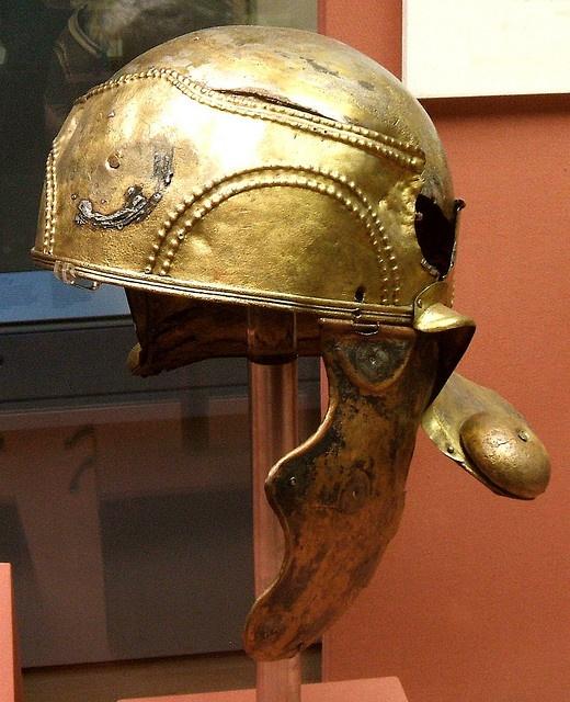 Roman Cavalry Helmet