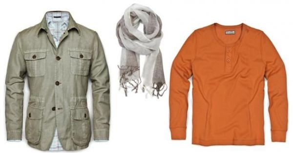 Basic essential safari style by HE by Mango. Top half of pin. Frm Rebecca Langston's bd: Vetements pour Hommes