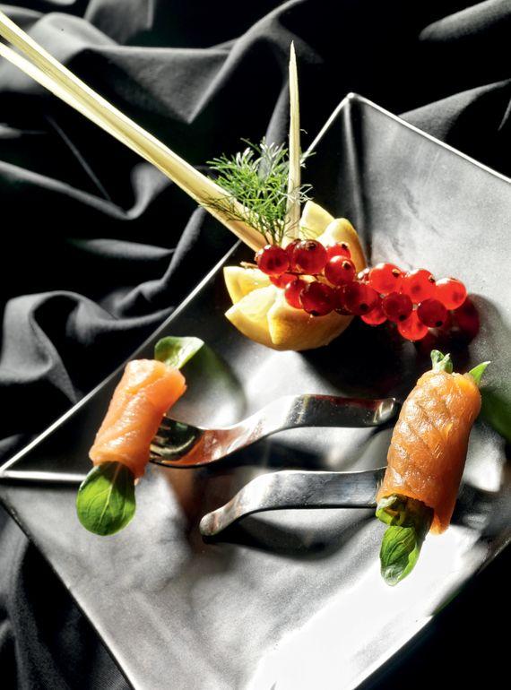 Intercatering - Η δηµιουργικότητα και η φαντασία  µετουσιώνει τις πιο απλές προτάσεις και γεύσεις σε υψηλή γαστρονοµία