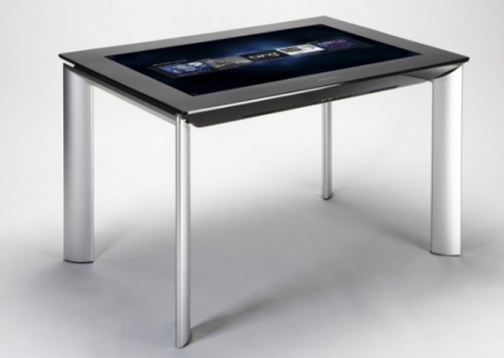 The new Microsoft Surface (Samsung SUR40)