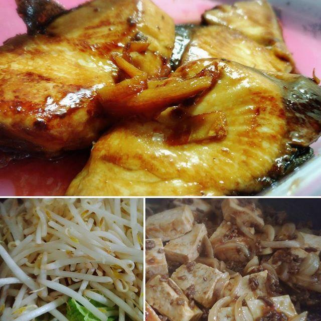 明日の朝ご飯完成ですo(^-^)o♡♡ #mornings #vegetables #healthy #おうちごはん #朝ごはん #手作り #ごはん #ヘルシー #野菜  #季節 #cooking #スープ #豆腐 #サラダ #和食 #味噌汁 #電子レンジ #健康 #玉子 #japan  #japanfood #簡単 #節約 #肉 #healthyfood #ダイエット  #tokyo #breakfast