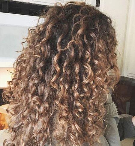 20 long curly hair color ideas 2017