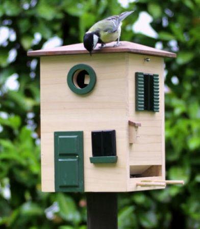 vogelhuisjes maken - Google zoeken