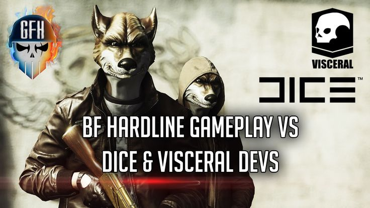 Battlefield Hardline Gameplay Vs Dice (Event)
