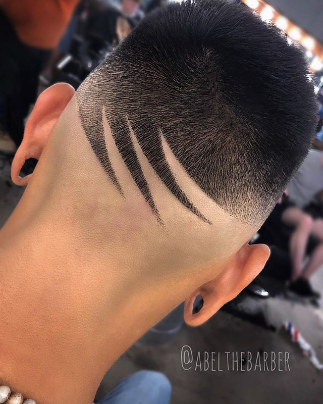 Pin On 01剪髮設計 Hair Tattoo雕髮