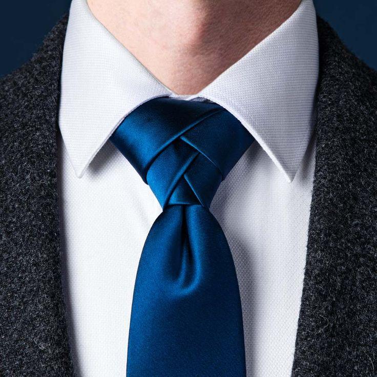 How To Tie A Eldredge Knot | Ties.com