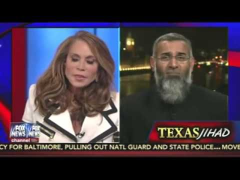 Hateful Muslim tells Pamela Geller she deserves to die right to her face, her response is EPIC! ⋆ X TRIBUNE