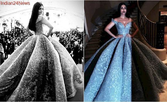 Cannes 2017: Aishwarya Rai Bachchan's Cinderella moments on the red carpet is magical. See photos