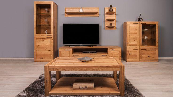 Igazi vad tölgyfa bútor - ALTERO