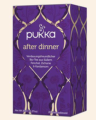 After Dinner Pukka Tee Bio, 20 Teebeutel