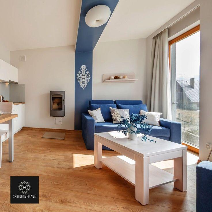 Apartament Kondratowa - zapraszamy! #poland #polska #malopolska #zakopane #resort #apartamenty #apartamentos #noclegi #livingroom #salon