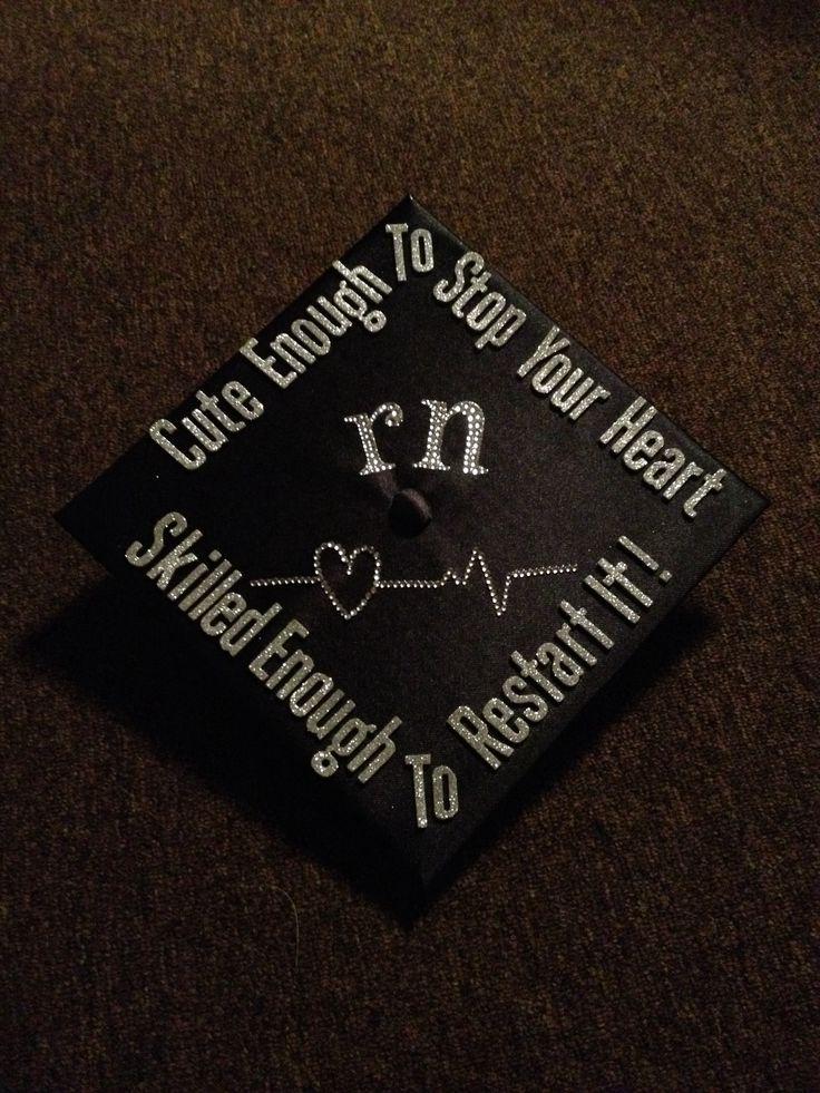 My nursing graduation cap 115 best ER