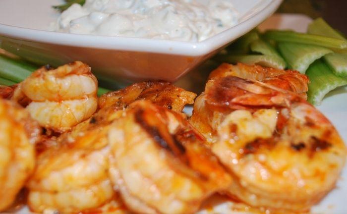 hot and spicy shrimp hot and spicy buffalo shrimp dip recipe yummly ...
