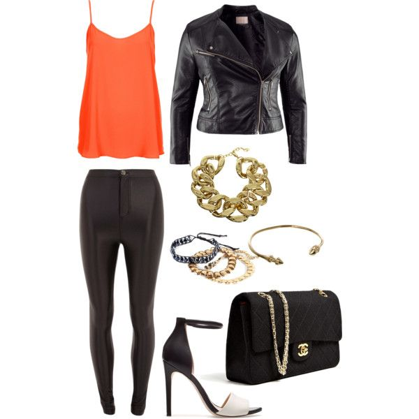 Disco Pants Outfit by onegirlandablog on Polyvore