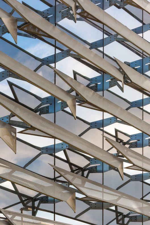 Edificio Portal Bill & Melinda,© doublespace photography