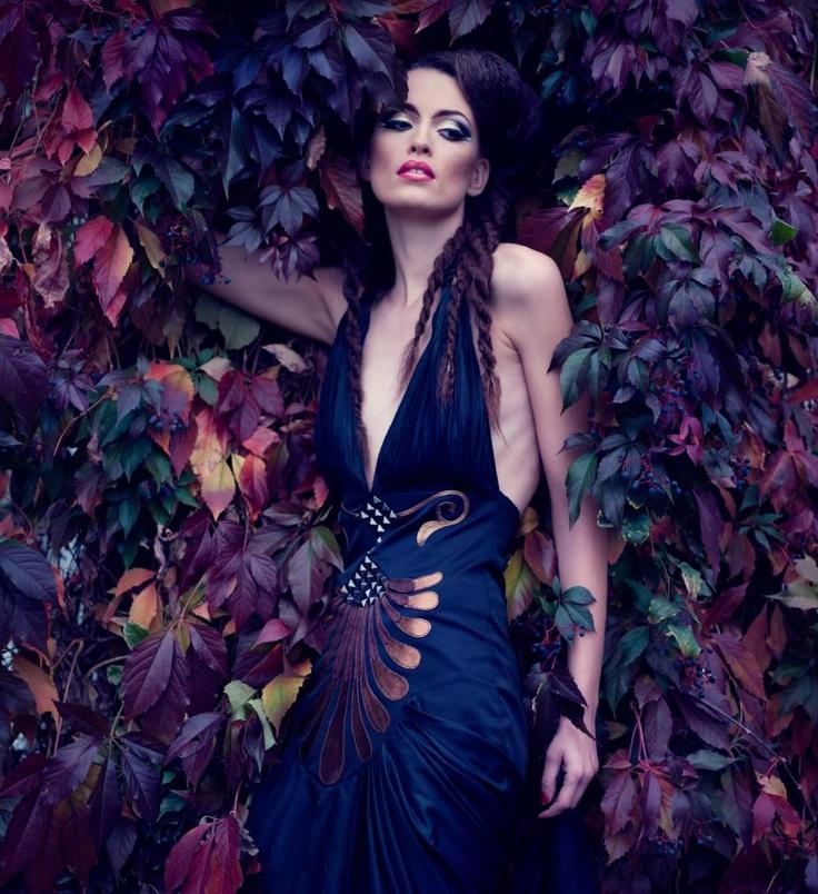 Medusa- dress/styling  by Diana Miculit