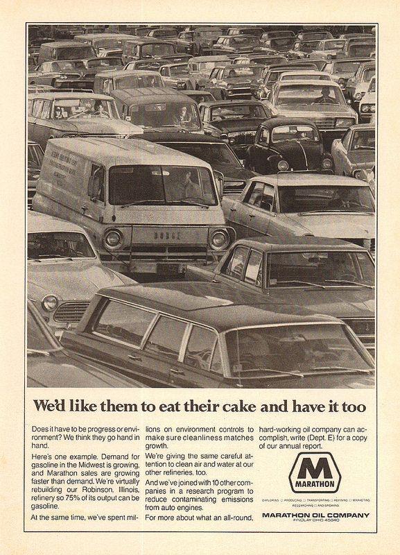 1970 Marathon Oil Company Advertisement Newsweek May 11 1970 | Flickr - Photo Sharing!