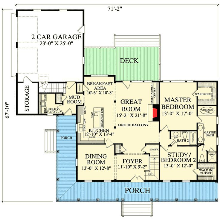Garage Plans Blueprints 26 X 36 3 Car Traditional: 543 Best Images About House Plans On Pinterest