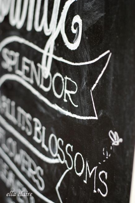 17 best chalkboard sign ideas images on pinterest. Black Bedroom Furniture Sets. Home Design Ideas