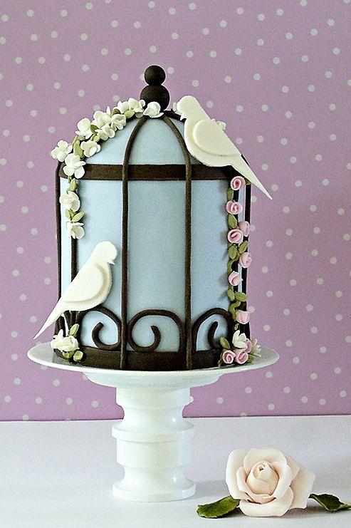 Pasteles de boda especiales ♥ Wedding Cake Design #805117 | Weddbook