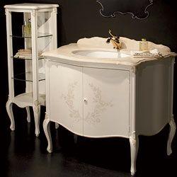 ... bagno in stile Rinascimento: mobili e arredo bagno di design made in