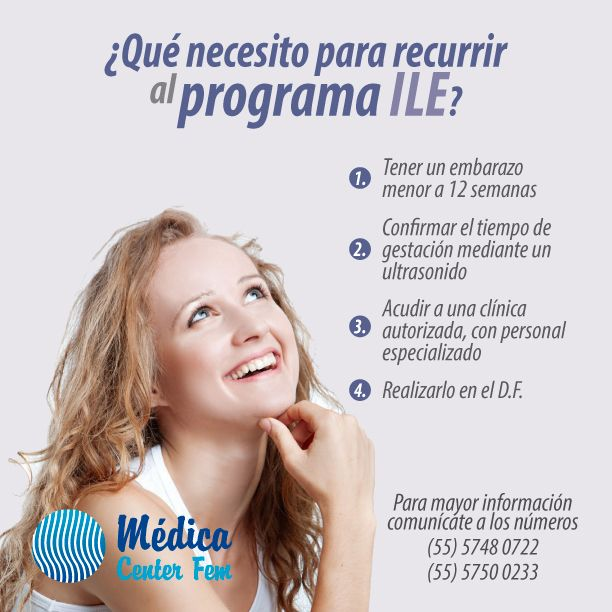 Siempre hay una opción. ¡Conócenos! http://www.medicacenterfem.com/interrupcion-legal-del-embarazo/