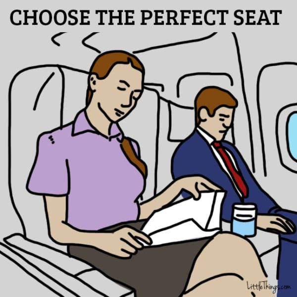 ways to combat your fear of flying