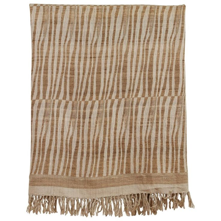 Indian Handwoven Throw 1